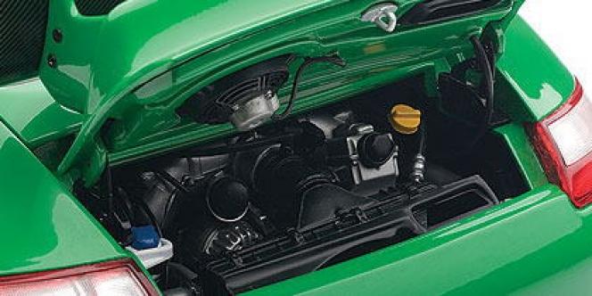 GT3 エンジン
