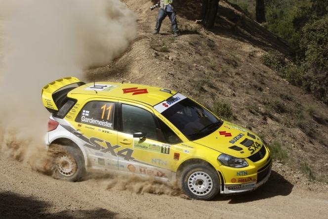 スズキ SX4 WRC