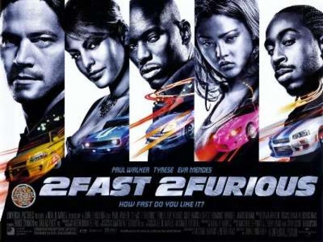 ワイルド・スピード×2(2003年/原題:2 Fast 2 Furious)