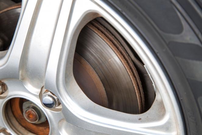 DIXCEL brake