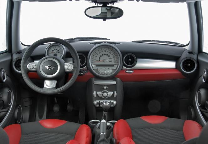 BMW MINI クーパー 2007 2代目