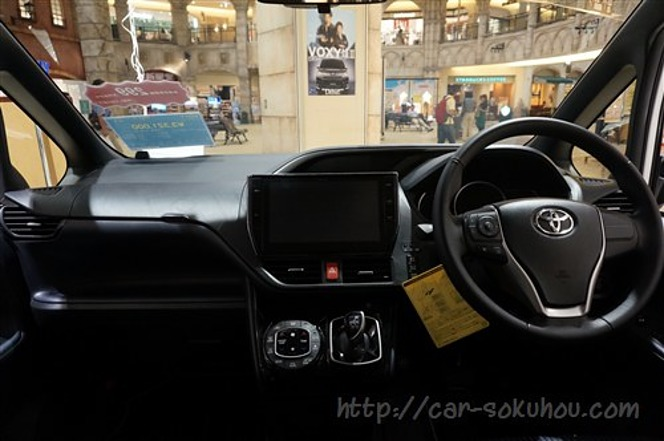 トヨタ ヴォクシー煌2 2016 ZSグレード