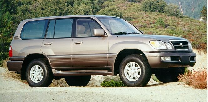 レクサス LX470 (1998)