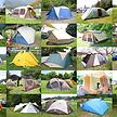 【これからキャンプを始める人向け】まずはテントの種類と特徴を知ろう!