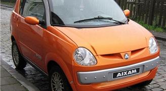 AIXAM(エクサム・超小型車)