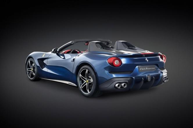 フェラーリ F60 アメリカ バック