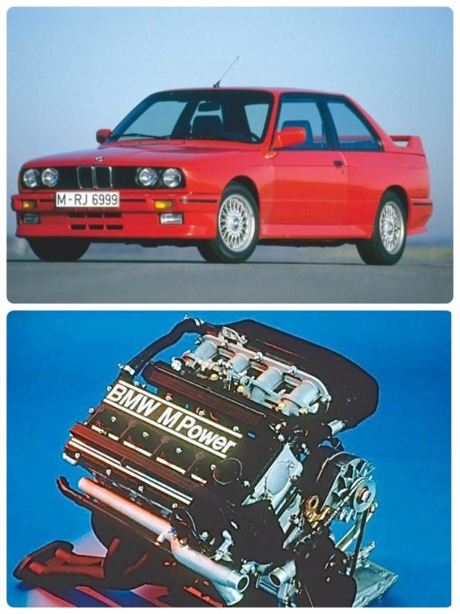 E30型M3
