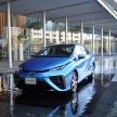 トヨタ MIRAI…水素自動車の仕組み