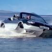 夏のレジャーで乗りたい!イギリス生まれの水陸両用車