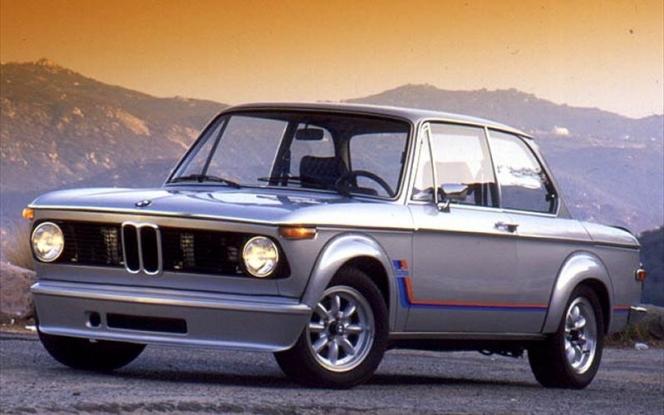 BMW 2002 Turbo ギャラリー