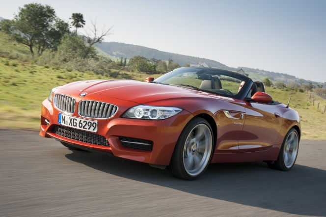 BMW Z4 2013