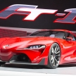 スープラ後継車のFT-1…噂を聞かなくなったが販売される可能性はある?