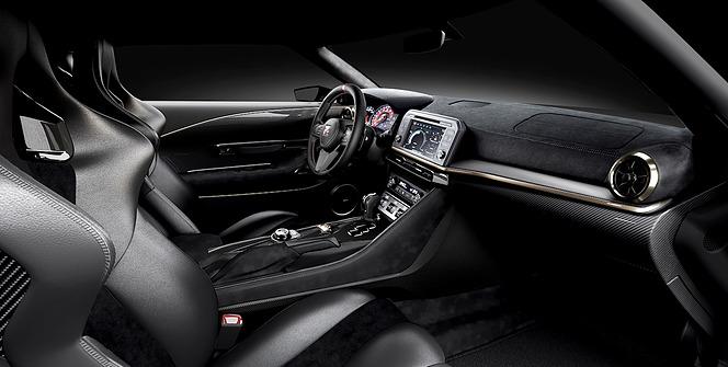 日産 GT-R50 by Italdesign