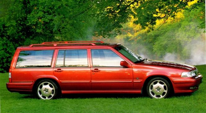 ボルボ V90 1998