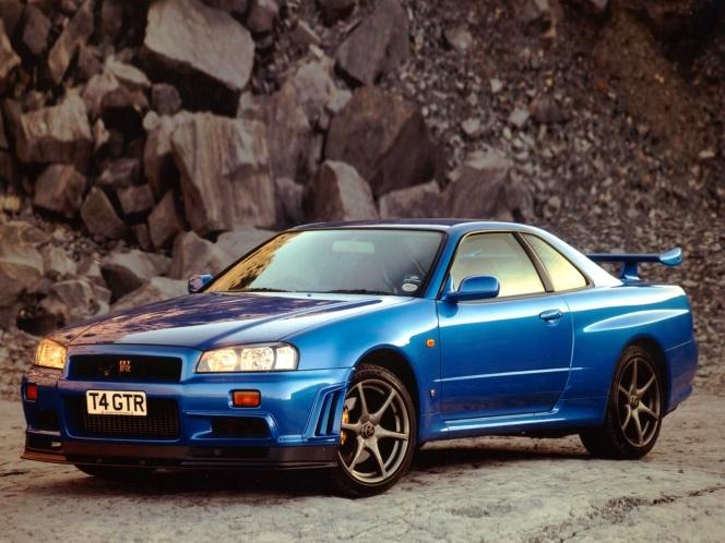 日産 GT-R R34