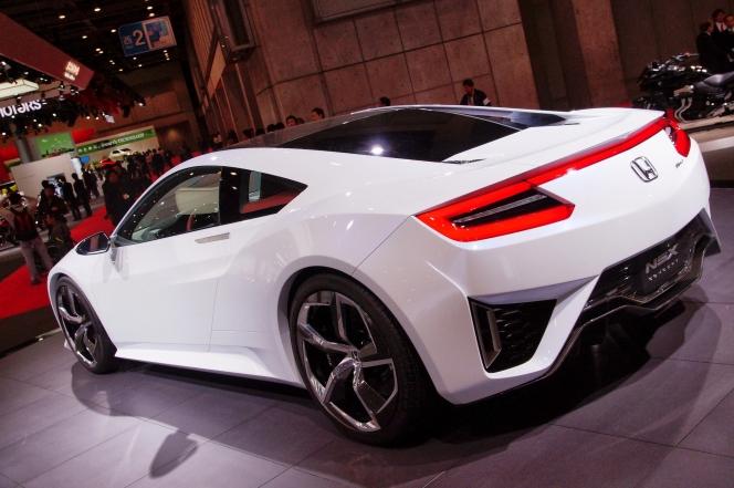 2014 Honda NSX Concept (2013 LA Motor Show)