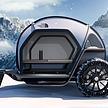 """BMW×The North Face """"テント型""""軽量キャンピングトレーラー現る"""