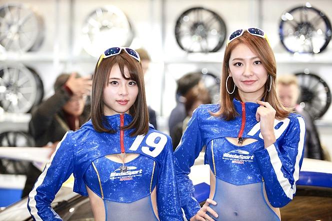 【東京オートサロン2019】コンパニオン(中ホール)