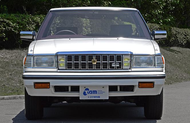 トヨタ クラウン 1986