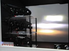 今さらながら東京モーターショーレポート  これまでにない明るさ実現させたIPFのLEDバルブ