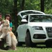 ヨコハマタイヤ『ジオランダーSUV』 ワンコも快適に乗れる、優しいタイヤ
