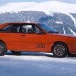 アウディの4WD「quattro(クワトロ)」が2度も世間を驚かせた理由