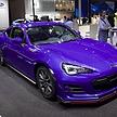 上海モーターショー:スバル人気スポーツカーの新たな進化
