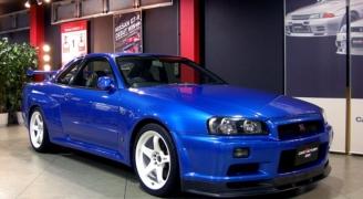 GT-R R34