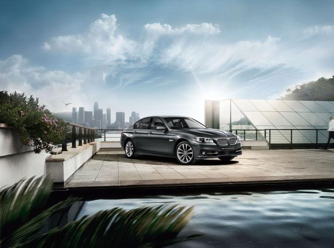 BMW5 特別仕様車 グレースライン