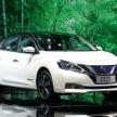 中国で一番売れている日本車「日産 シルフィ」のEV車が北京で世界初公開