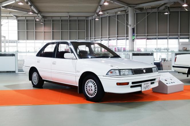 トヨタ カローラ 6代目