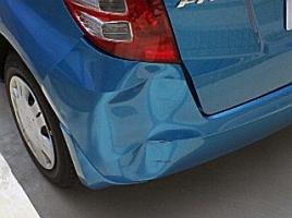 ドライヤーの温風で直せる車のバンパーのヘコみ…簡単な修理方法とは?