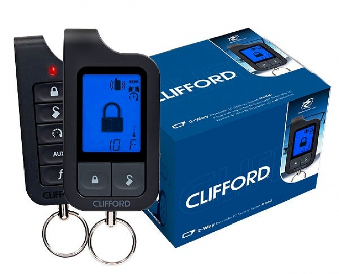 クリフォードカーセキュリティ