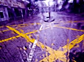 【準備編】大雨・台風の時はどうする?やっておきたい車対策