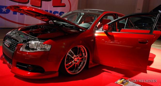 Audi Custom Car