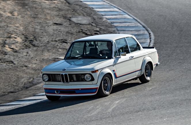 BMW 2002 ターボ