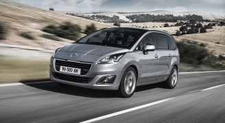 Peugeot 5008 Silver