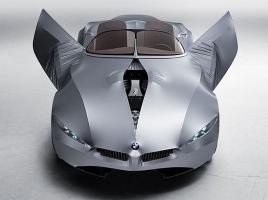 材質は布!そして、変形する!BMW異色のコンセプトカー「GINA」