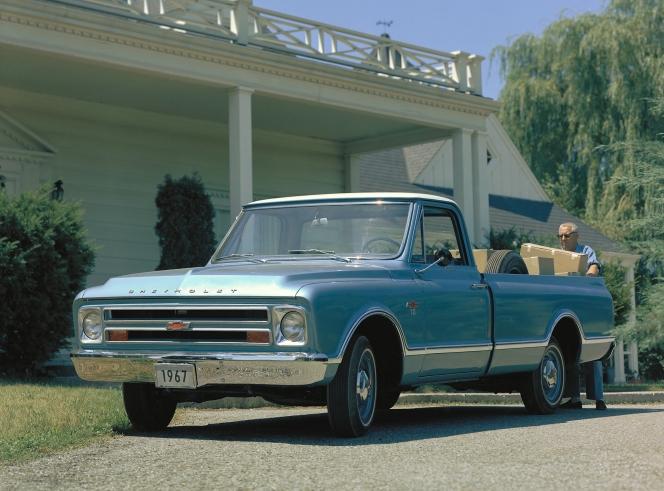 シボレー C10 1967