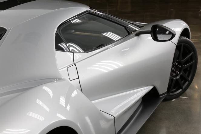 フォードGT ゴリラガラス