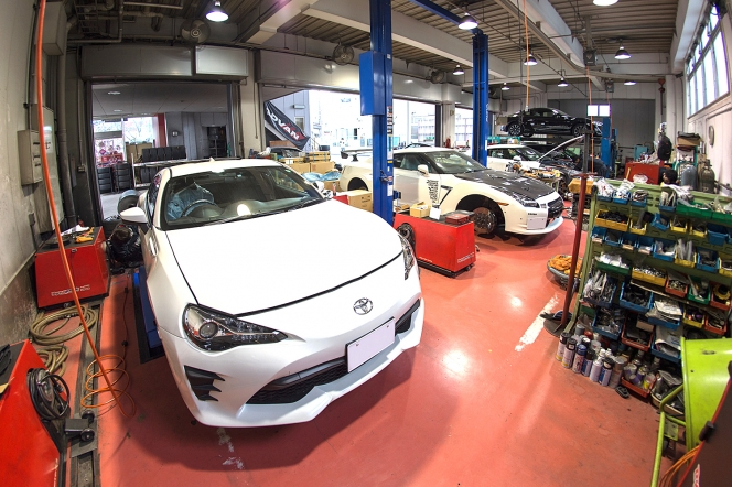 HKS Technical Factory