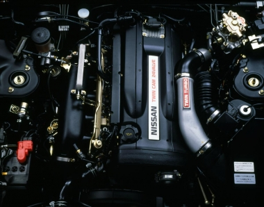 RB26DETTエンジン 1989年