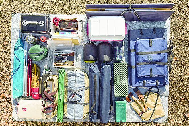 ランタン キャンプ道具