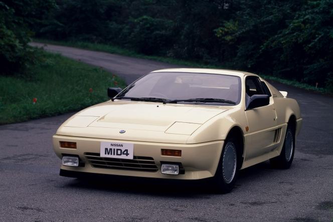 日産 MID4 1985