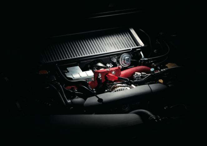 ボクサーエンジン EJ20
