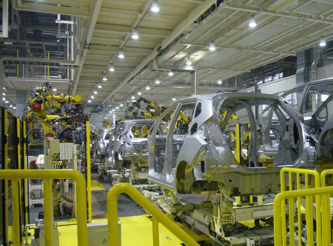 ホンダ 工場