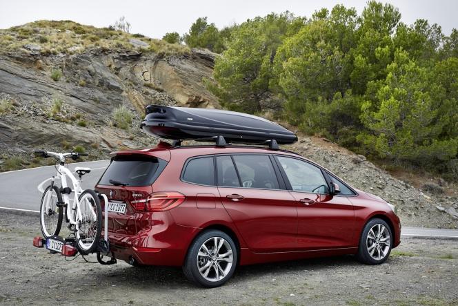 BMW 2シリーズ グランツアラー 2015