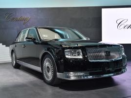 トヨタはセンチュリー、ホンダはレジェンド…国産フラッグシップモデルは?