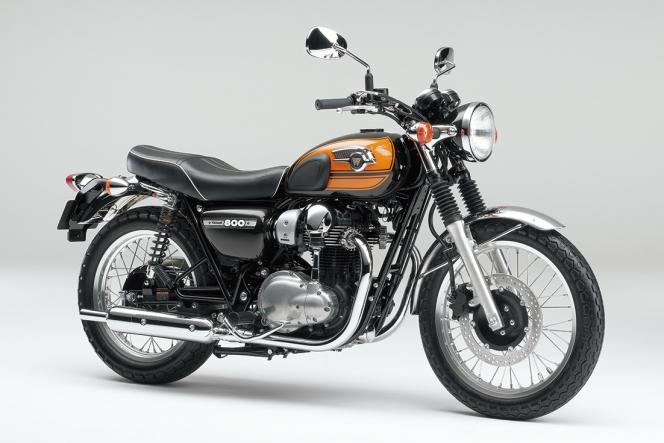 アヘッド Kawasaki W800