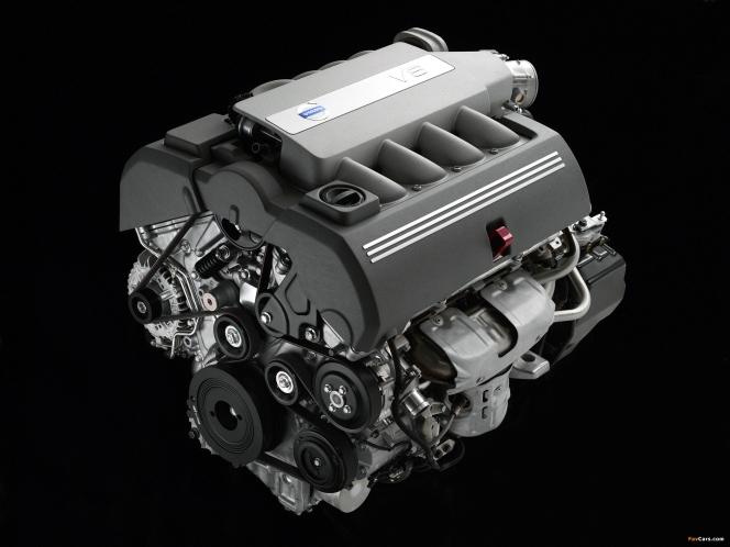 ヤマハ製エンジン